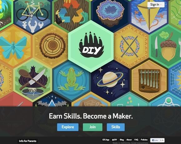 DIY-badges